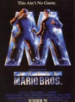 фильм Супербратья Марио Super Mario Bros. 1993