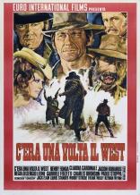 фильм Однажды на Диком Западе C'era una volta il West 1968