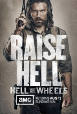 фильм Ад на колесах* Hell on Wheels 2011-