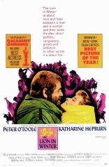 фильм Лев зимой Lion in Winter, The 1968