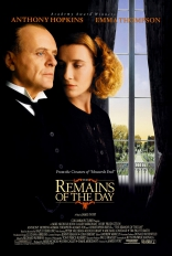 ����� �� ������ ��� Remains of the Day, The 1993