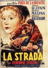 фильм Дорога Strada, La 1954