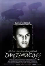 ����� ��������� � ������� Dances with Wolves 1990