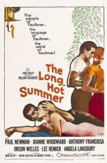 фильм Долгое жаркое лето Long, Hot Summer, The 1958