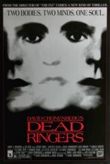 фильм Связанные насмерть Dead Ringers 1988