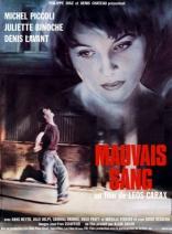 фильм Дурная кровь Mauvais sang 1986