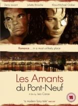 фильм Любовники с Нового моста Amants du Pont-Neuf, Les 1991