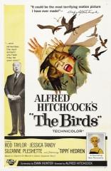 фильм Птицы Birds, The 1963