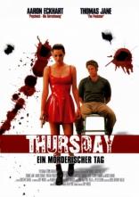 фильм Кровавый четверг Thursday 1998