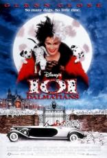 фильм 101 далматинец 101 Dalmatians 1996