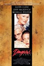 фильм Опасные связи Dangerous Liaisons 1988