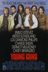 фильм Молодые стрелки Young Guns 1988