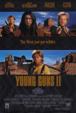 ����� ������� ������� 2 Young Guns II 1990