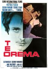 фильм Теорема Teorema 1968