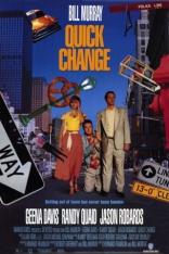 фильм Быстрые перемены Quick Change 1990