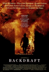 фильм Обратная тяга Backdraft 1991