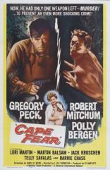 фильм Мыс страха Cape Fear 1962