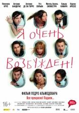 фильм Я очень возбужден Amantes pasajeros, Los 2013