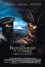 фильм Братство волка Pacte des loups, Le 2001