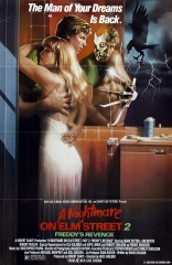 ����� ������ �� ����� ����� 2: ����� ������ Nightmare on Elm Street 2: Freddy's Revenge, A 1985