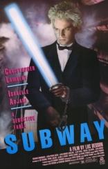 фильм Подземка Subway 1985