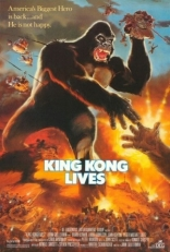 ����� ���� ���� ��� King Kong Lives 1986