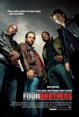 фильм Кровь за кровь Four Brothers 2005