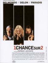 фильм Один шанс на двоих Une chance sur deux 1998