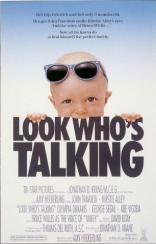 фильм Уж кто бы говорил Look Who's Talking 1989
