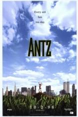 фильм Муравей Антц Antz 1998