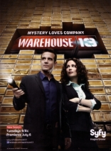 фильм Склад 13 Warehouse 13 2009-