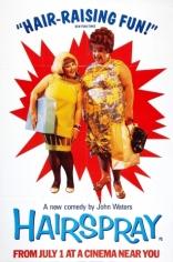 фильм Лак для волос Hairspray 1988