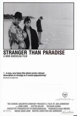 фильм Более странно, чем в раю Stranger Than Paradise 1984