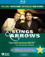 ����� ����� � ������* Slings and Arrows 2003-2006