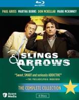фильм Пращи и стрелы* Slings and Arrows 2003-2006