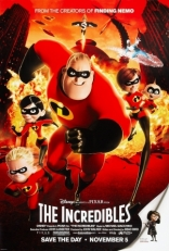 фильм Суперсемейка Incredibles, The 2004