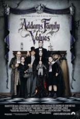 фильм Ценности семейки Аддамсов Addams Family Values 1993