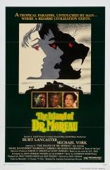 фильм Остров доктора Моро Island of Dr. Moreau, The 1977