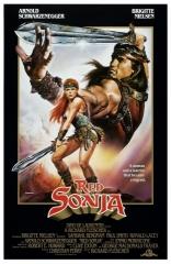 фильм Рыжая Соня Red Sonja 1985