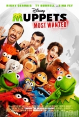 ����� ������� 2* Muppets Most Wanted 2014