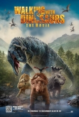 ����� �������� � ����������� 3D Walking With Dinosaurs: The 3D Movie 2013
