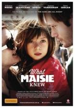 фильм Развод в большом городе What Maisie Knew 2012