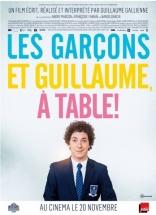 ����� �, ����� � � ���� Les garçons et Guillaume, à table 2013
