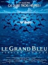 фильм Голубая бездна Grand bleu, Le 1988