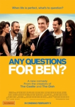 ����� ���, ����� ����� Any Questions for Ben? 2012