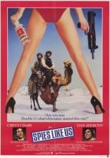 фильм Шпионы как мы Spies Like Us 1985