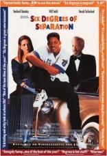 фильм Шесть степеней отчуждения Six Degrees of Separation 1993