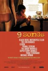 фильм Девять песен 9 Songs 2004