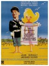 фильм Жандарм из Сен-Тропе Gendarme de Saint-Tropez, Le 1964
