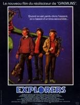 фильм Исследователи Explorers 1985